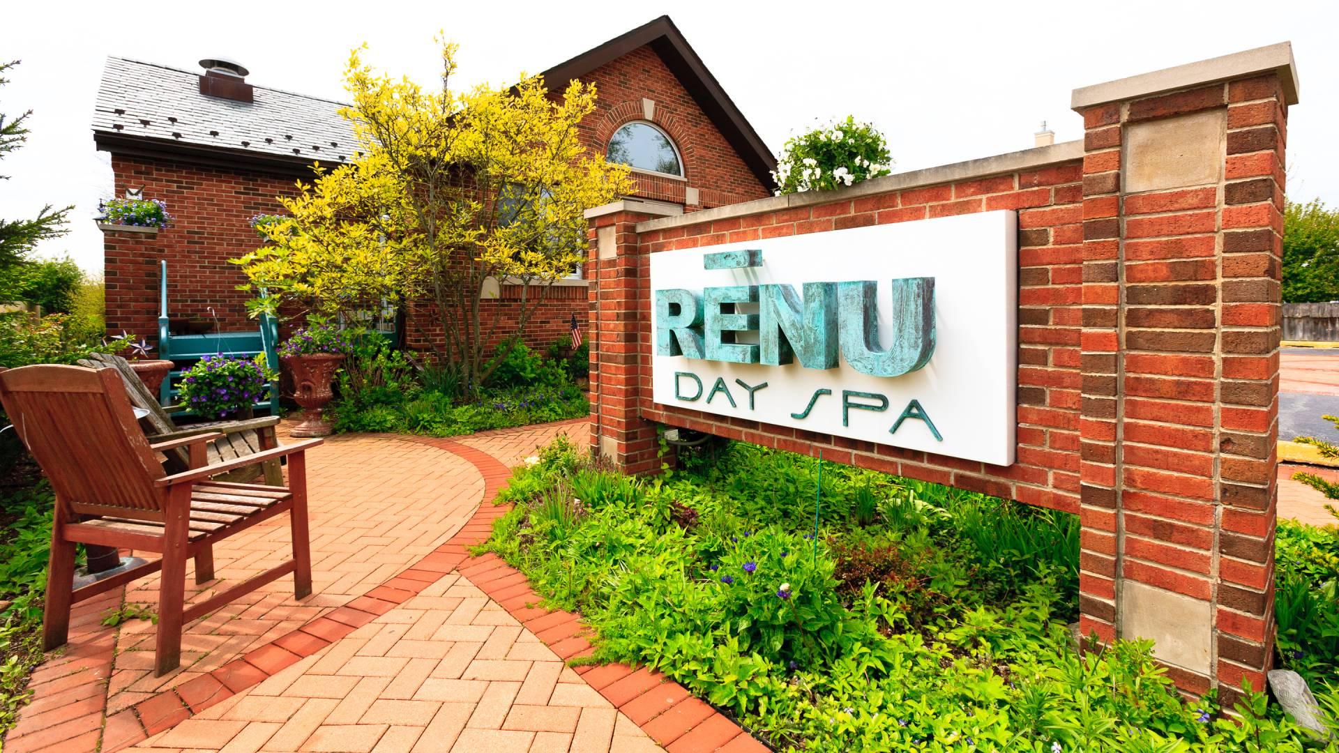 Renu Day Spa Exterior